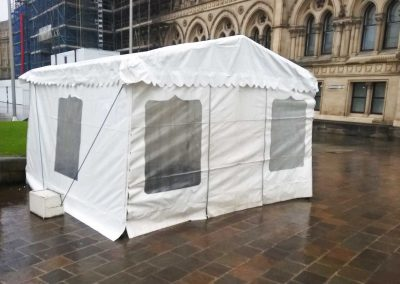 waterproof marquees for events